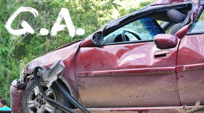 Машина, авария, страховка