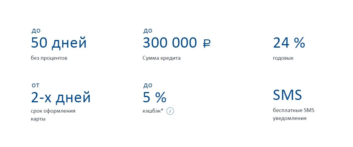 Условия по кредитной карте от Энергобанка