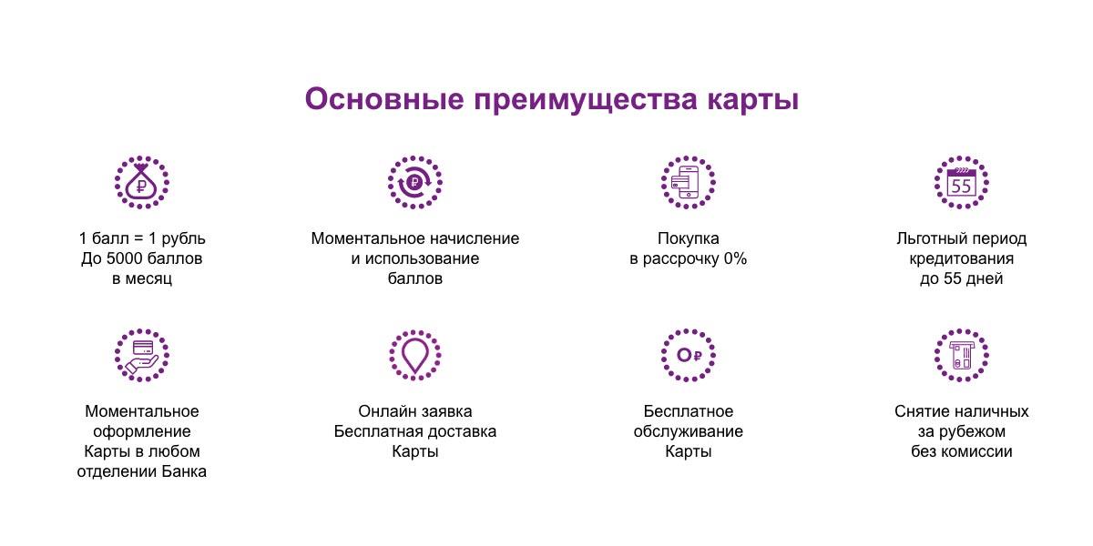 Преимущество Урбан Кард