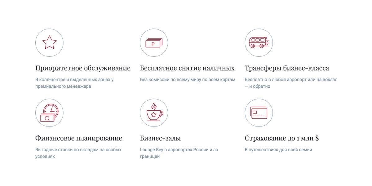 Преимущества Газпром Виза Сигнатуре