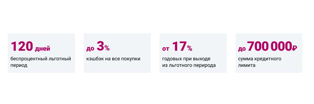 """Условия кредитной карты """"Хочу Больше"""" от УбРиР 120 дней"""